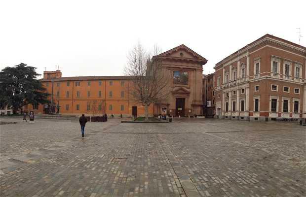 Plaza de la Victoria, Reggio Emilia