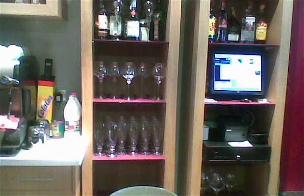 Lounge-Bar Paradeiro