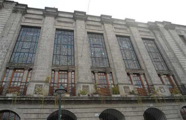 Ayuntamiento Ambato