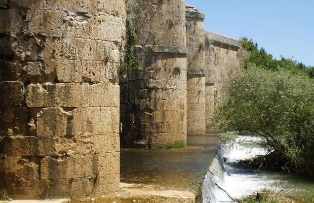 Aqueduc Abanades