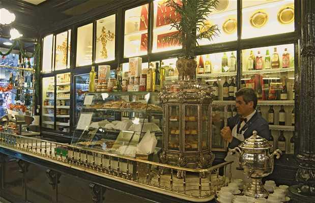 Restaurante y Tienda Lhardy