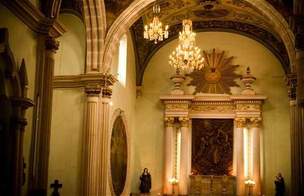Iglesia de la Purísima Virgen María