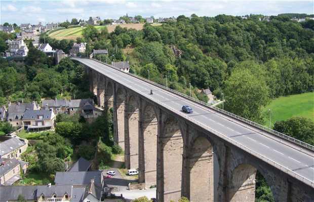 Viaduc de Lanvalay-Dinan