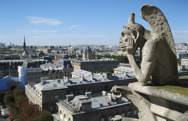 Viewpoint of Notre Dame