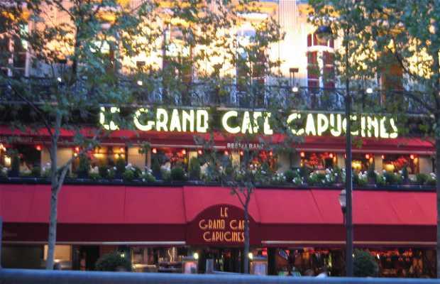 Le Grand Cafe Capucines a Parigi