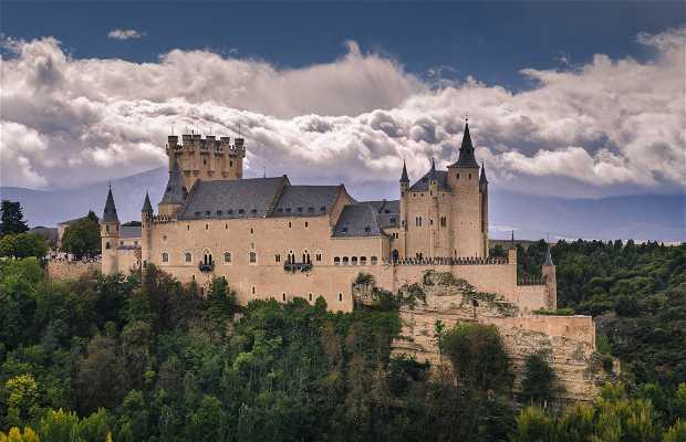 Alcázar de Segovie