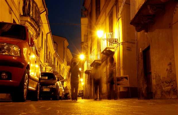 Calles de Chieti