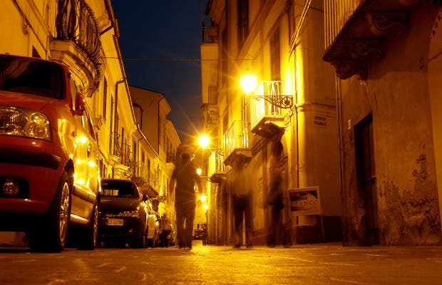 Chieti´s Street