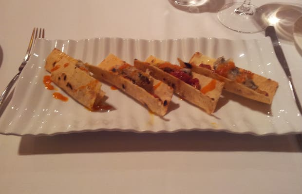 Restaurante El Cenador del Azul