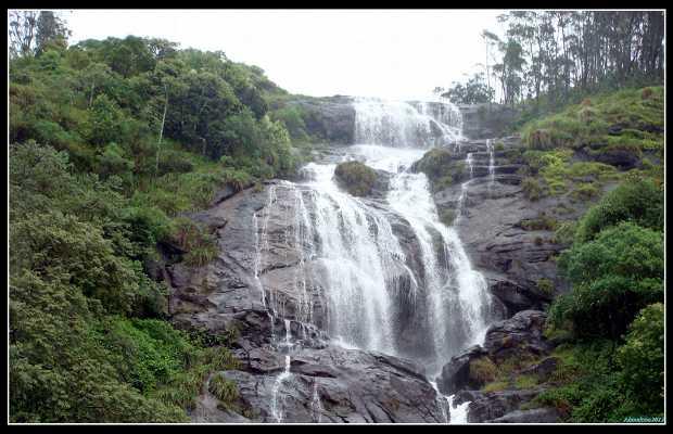 Cascada de Attukal