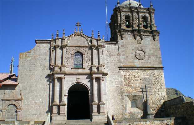 San Pedro Martir, Catedral de Julí