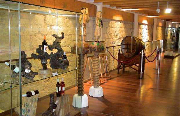 Museo Provincial del Vino Peñafiel