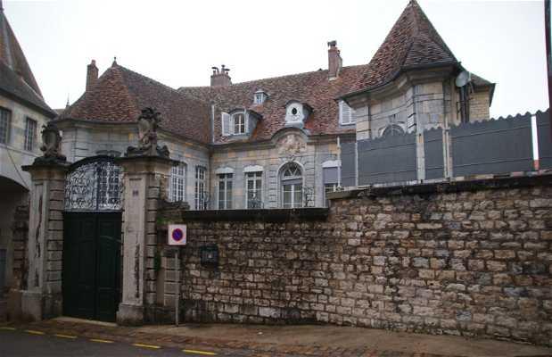 Hôtel François Boitouset