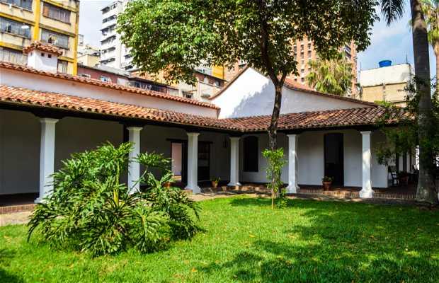 Casa Museo Cuadra Bolívar