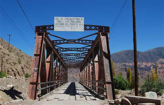 The Pucará de Tilcara, the strength of the Quebrada de Humahuaca