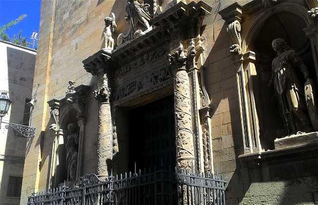 Chiesa delle Scalze