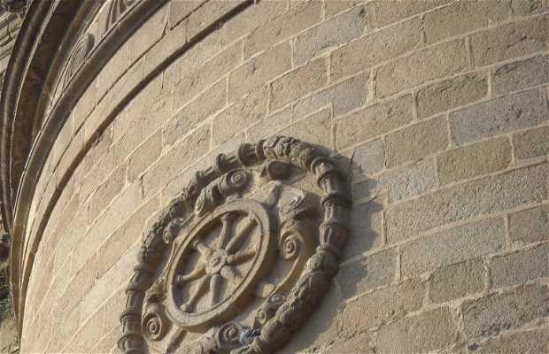 Convento Jerónimo de Santa Catalina (San Prudencio)