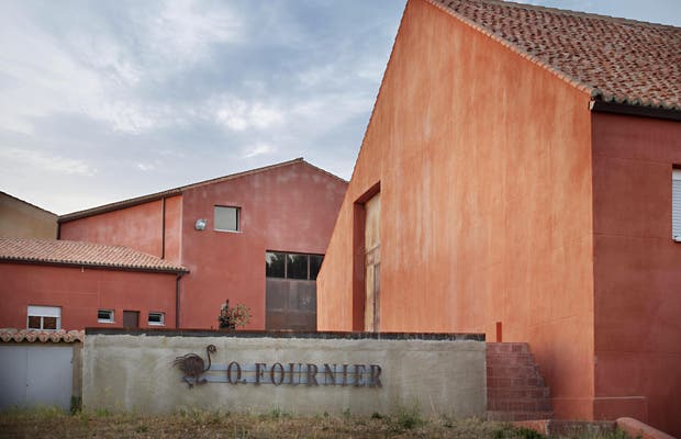 Winery and Vineyards O. Fournier