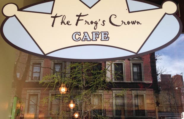 The Frog's Crown Cafe