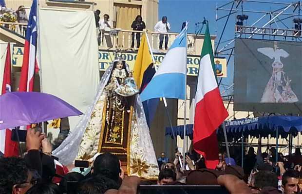 Fiestas de la Tirana