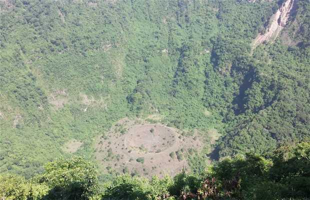 Crater El Boqueron
