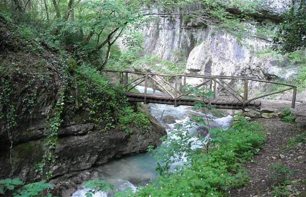 Vallée del Orfento