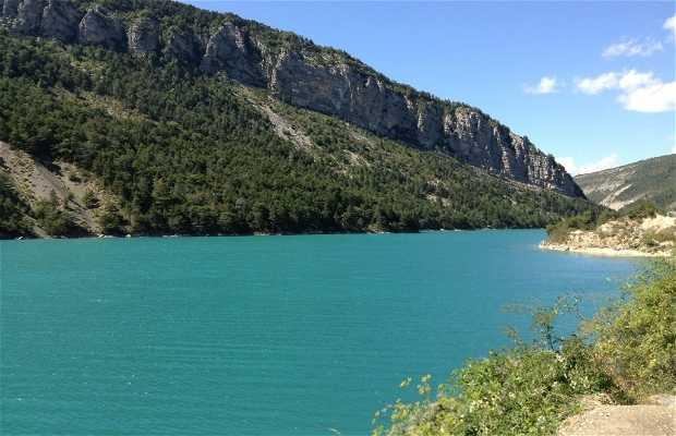 Lago de Allos