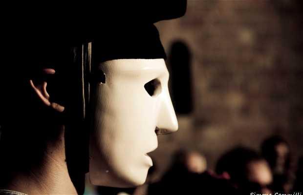 Fiesta de Máscaras Sardas