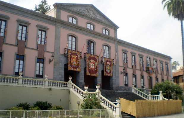 Casas Consistoriales - Ayuntamiento de La Orotava