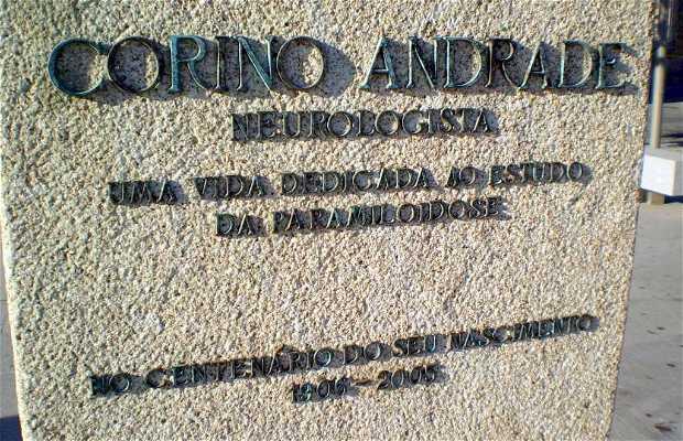 Monumento a Corino Andrade