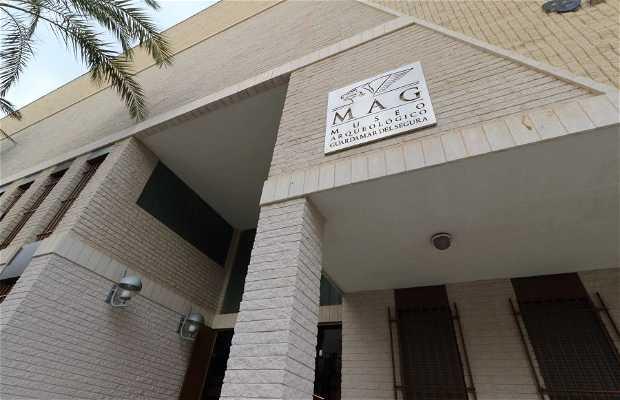 Museo Arqueológico, Etnológico Y Paleontológico Municipal