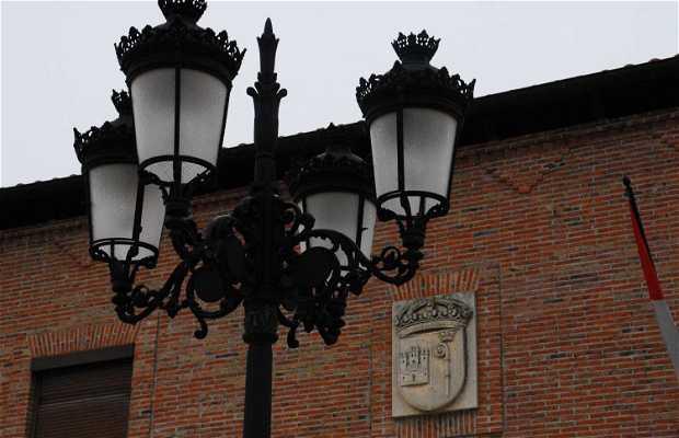 City Hall of Villaumbrales