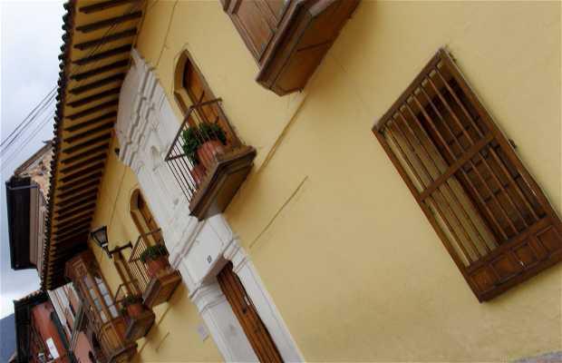 Il quartiere della Candelaria