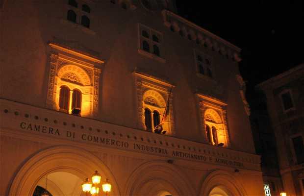 L'Edifice de la Chambre de Commerce