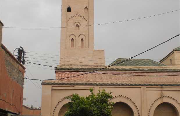 Mezquita Mouassine