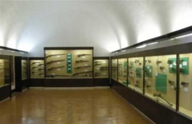 Museo Militare del Castello di Montjuic a Barcellona