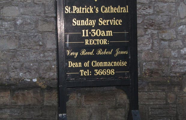 La catedral de San Patrick