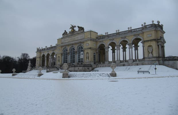 Gloriette, Schönbrunn