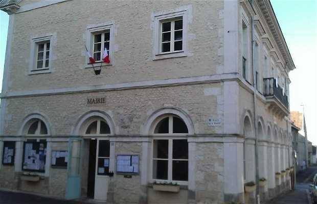 Hôtel de ville de Mansigné