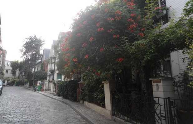 Barrio Maquis Villa Léandre