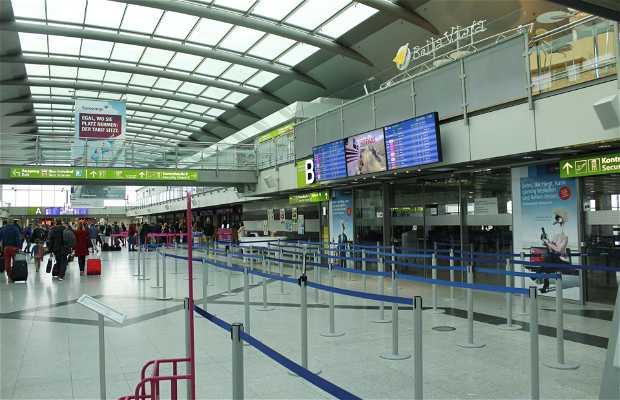 Aeropuerto Internacional de Dortmund
