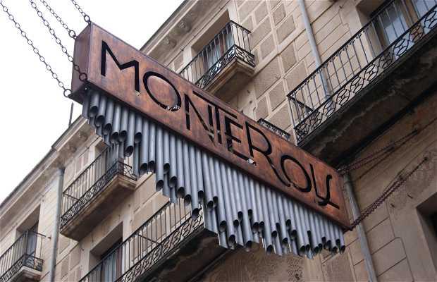 Calles Llovera y Monterols