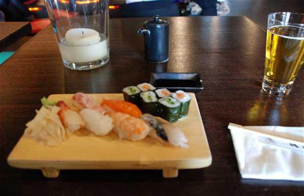 Hi Sushi Salsa