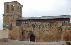 Eglise de Santo Domingo de Silos