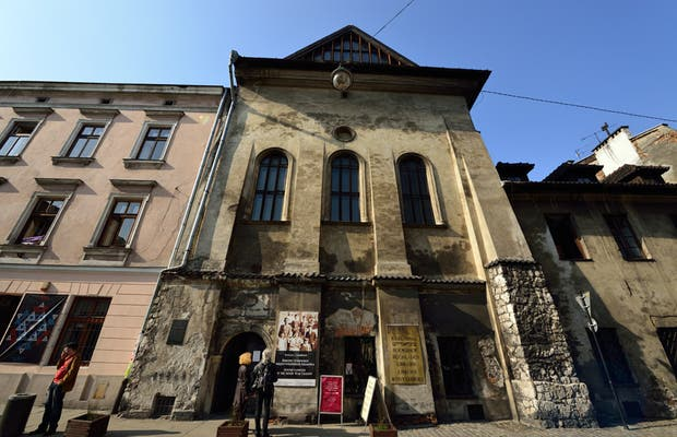 Sinagoga Wysoka