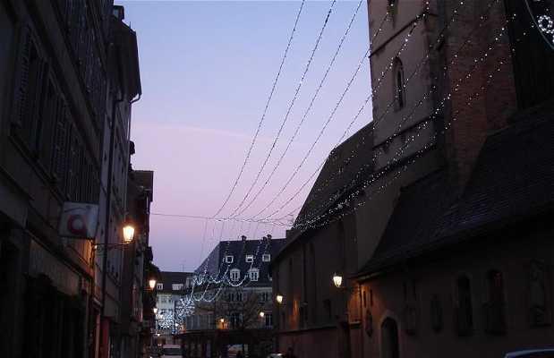 Rue du 22 novembre