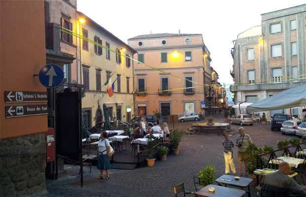 Centro storico di Montefiascone