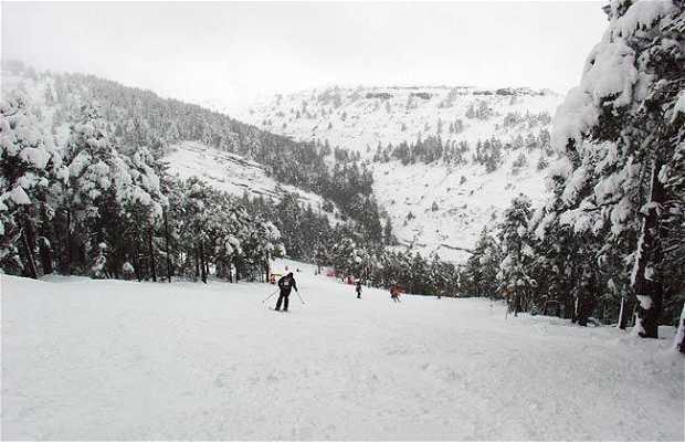 La station de ski Valdelinares