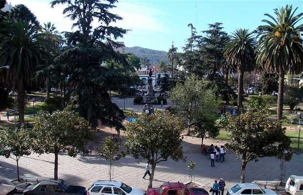Plaza General Belgrano