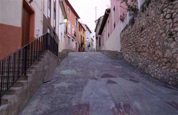 Village de Confrides